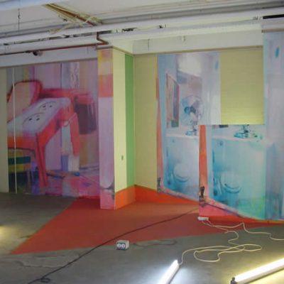 2003, Zwarte Madonna, Den Haag