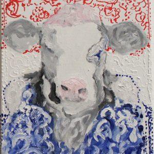 Animals have no country, 2011, Dutch, 50 x 60 cm