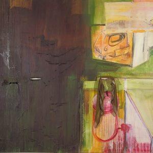 Keuken, 1997, 136 x 156 cm