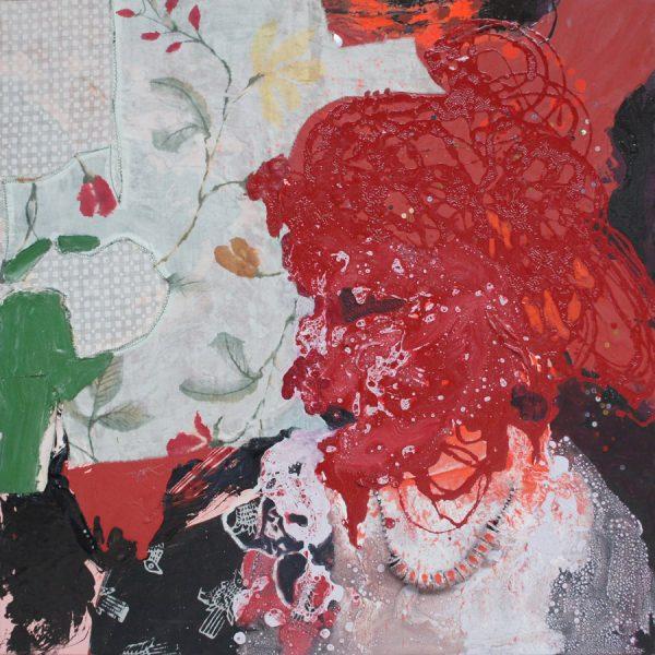 Lost, 100 x 100 cm, 2012
