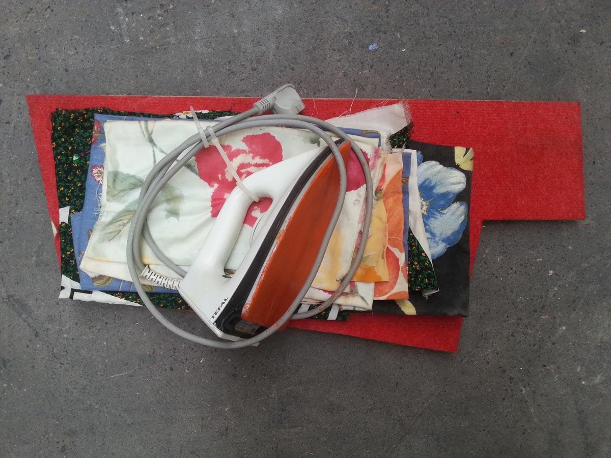 plank-strijkijzer