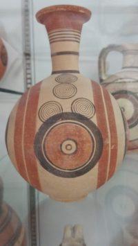 Archeologisch District Museum Lemasol Geometrische periode (1000-750 BC)