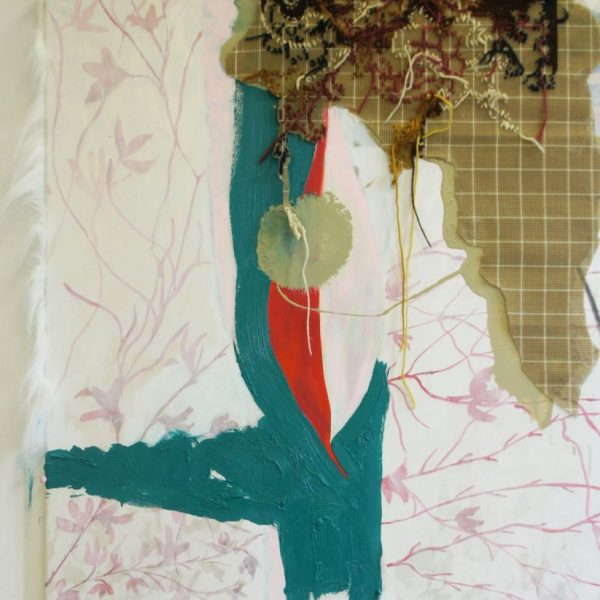 Fabric < > paint