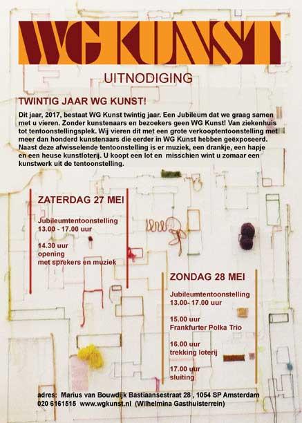 achterkant flyer WG Kunst 20 jaar