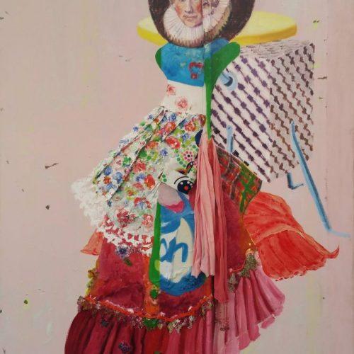 Cornelia A.H. Memphis, 160 x 110 cm, 2011/18