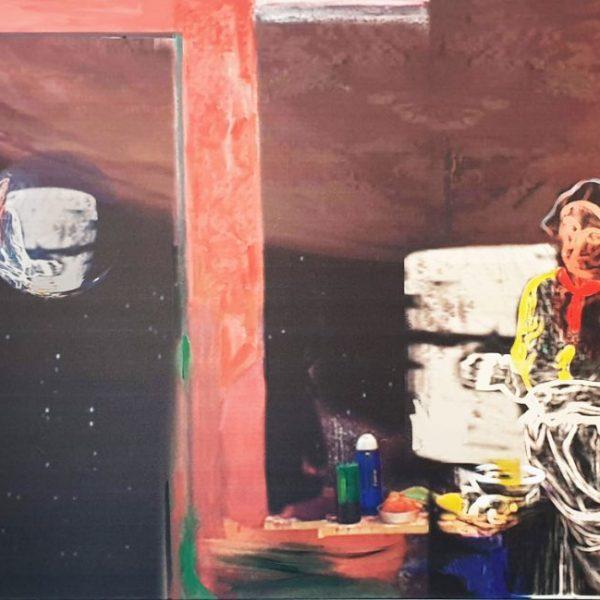 Milkyway, 2005, 120 x 190 cm, c-print on canvas