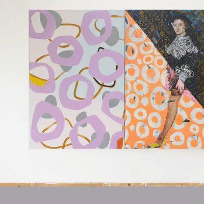 Oopjen, 2018, 110 x 180 cm