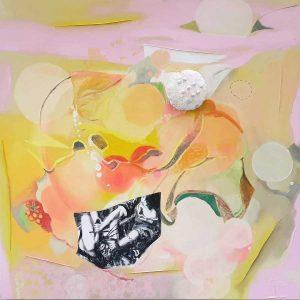 Judith, 2020, 150 x 150 cm
