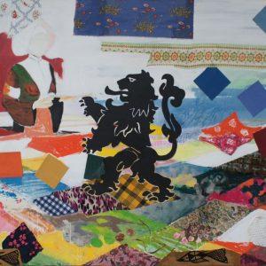 Stijlloos, 2010, 170 x 210 cm