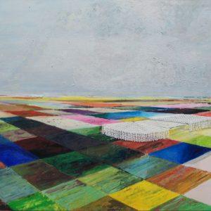 Huisstijl, 170 x 210 cm