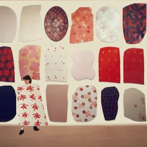 Knippatronen, 1995, expositie WG kunst