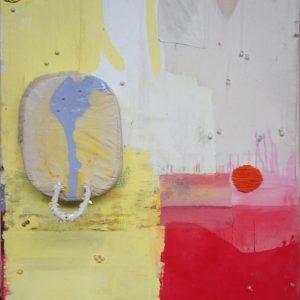 Island, 1997, 156 x 136 cm