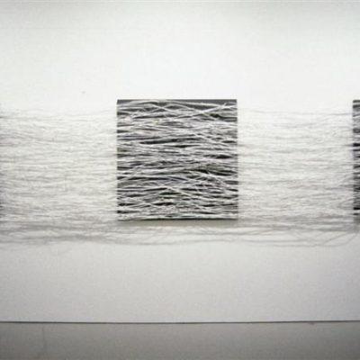 Eva Hesse metronomic irregularity1966