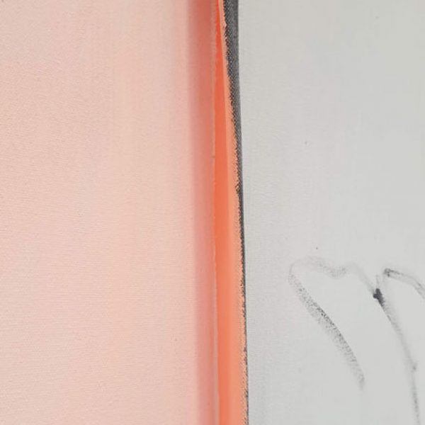 detail Swan, 190 x 190 cm, 2021