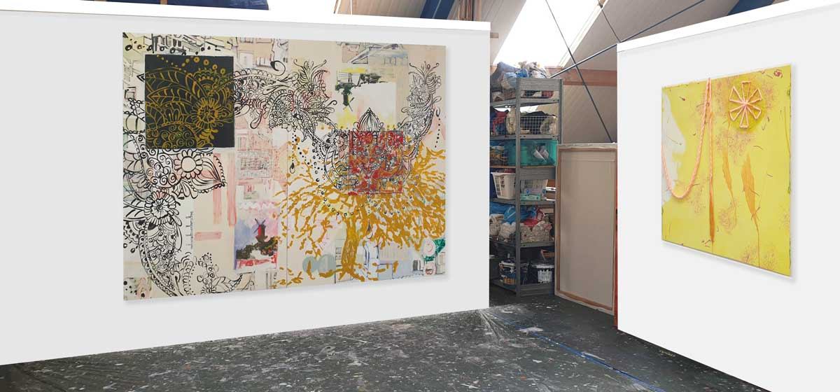 studio in Oude Niedorp, 14 mei 2021